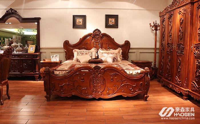 实木欧式家具哪些品牌比较好?实木欧式家具品牌的推荐