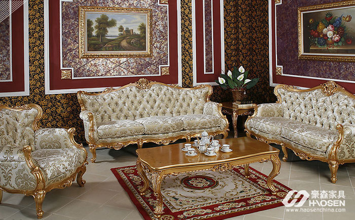 怎么给欧式装修搭配家具?欧式装修搭配家具的知识要点