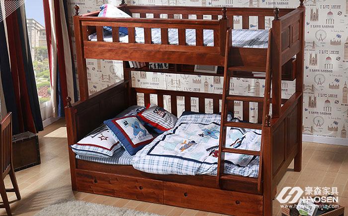 儿童床选择时要注意哪些地方?解析儿童床选择注意事项