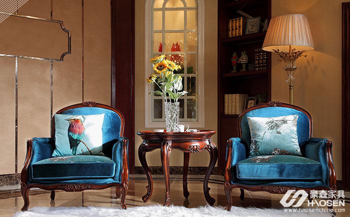 美式家具定制有什么特点?高档美式风格家具定制特点介绍