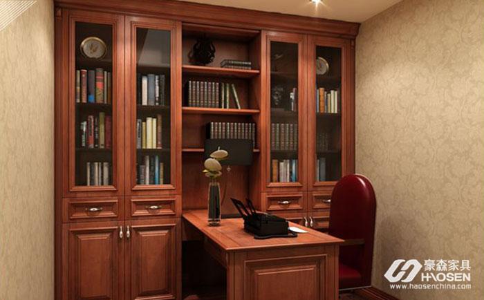 简约美式家具书柜如何选购?简约美式家具书柜的选购技巧
