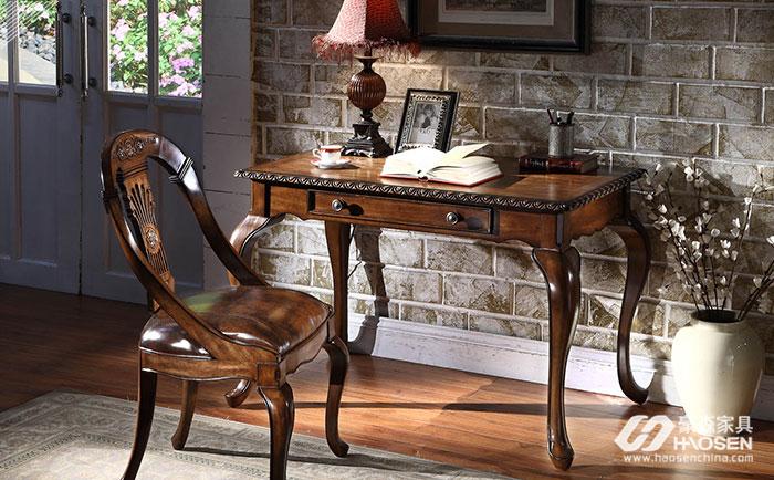 美式实木家具的材料以及实木家具材料的处理方式介绍