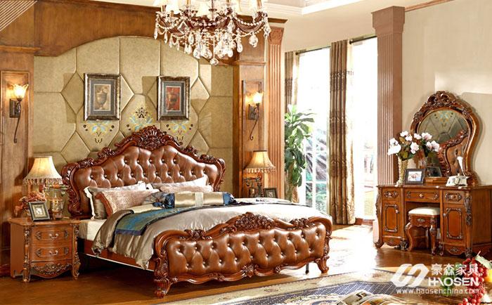 新古典美式的特点是什么?新古典美式风格家具特点解析