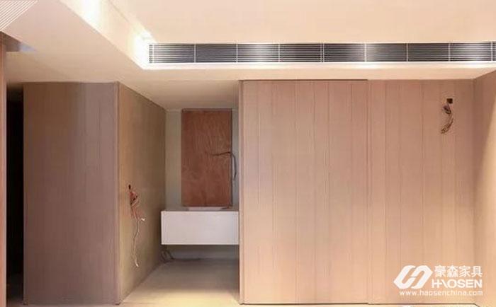 护墙板为家居环境提供丰富立面效果