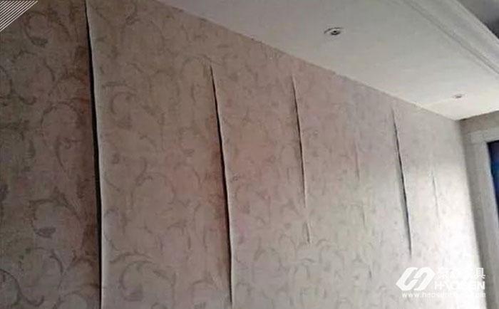 乳胶漆墙和墙纸的缺点