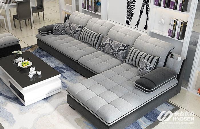 沙发上禁止有横梁