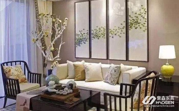 欧式现代风格家具软装搭配放大个性设计