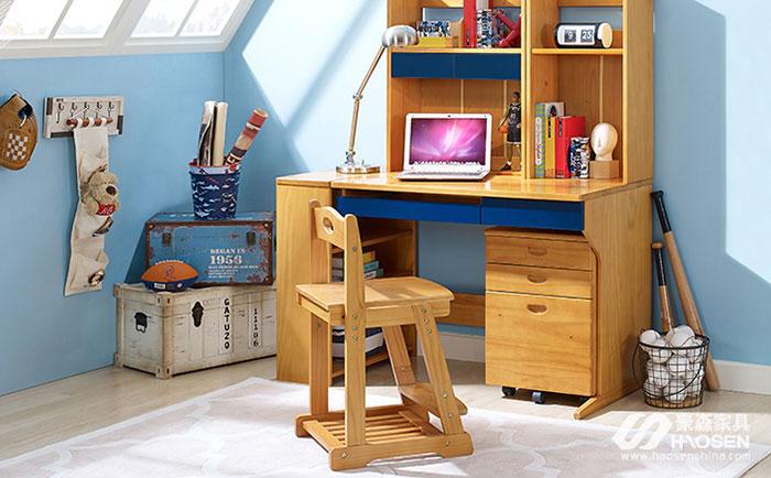 几类不同风格的儿童松木家具颜色搭配的知识介绍