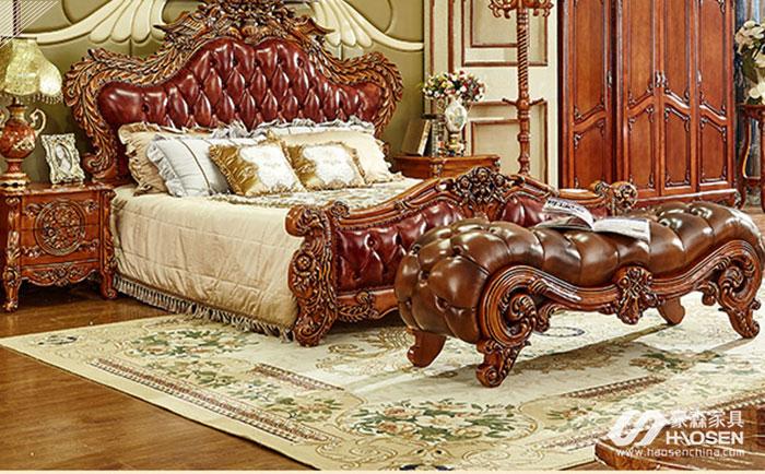 欧式家具定做好处介绍以及推荐的欧式实木家具定做厂家