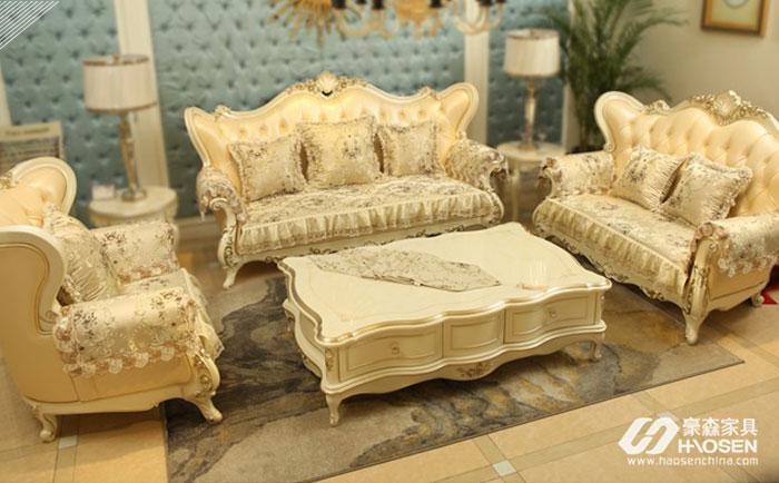 豪森欧式实木家具定做厂家的发展