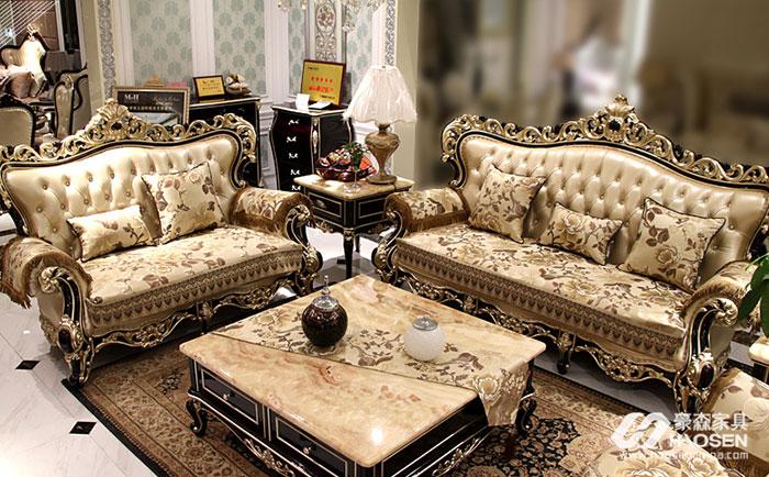 豪森家具是专注于欧美式家具的生产