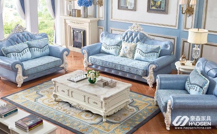 欧式家具定做流程:表面的打磨