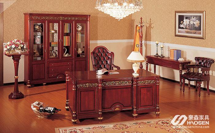了解完欧式红木家具的特点您会喜欢上这类家具么?
