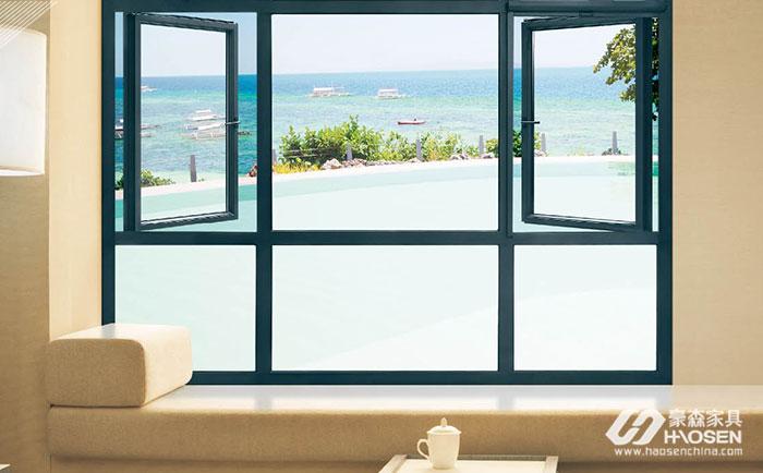 北欧门窗窗台能够选择的石材介绍