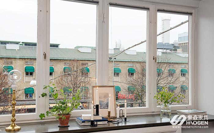 使用人造石打造窗台的好处